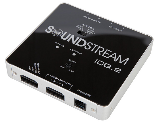 High-Low adapteris Soundstream iCQ.2 - AUTOGARSAS.LT