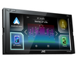 Multimedija automobiliui JVC KW-M730BT, 2-DIN, USB, BLUETOOTH, Apple CarPlay, Android Auto Multimedija JVC AUTOGARSAS.LT