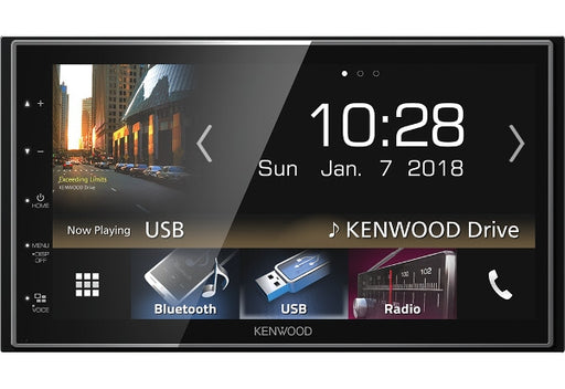 Kenwood  DMX-7018BTS, 2-DIN multimedija
