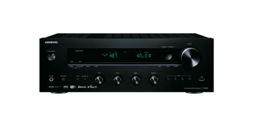 Tinklinis stereo resyveris Onkyo TX-8250 2.1, 2x180W, USB, Bluetooth, Wi-Fi,  AirPlay