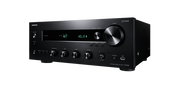Tinklinis stereo resyveris Onkyo TX-8390 2.1, 2x200W, USB, Bluetooth, Wi-Fi, DTS, Play-Fi®, AirPlay 2, FlareConnect, Spotify, Amazon Music, TIDAL, Deezer, TuneIn Stiprintuvai Onkyo AUTOGARSAS.LT