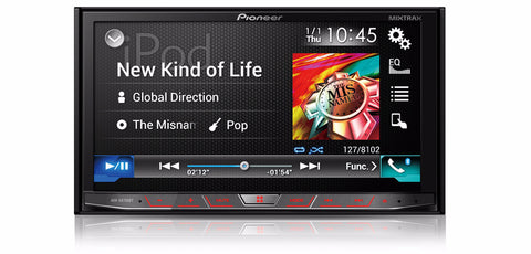 Multimedija automobiliui Pioneer AVH-X8700BT, USB, BLUETOOTH, 2-DIN