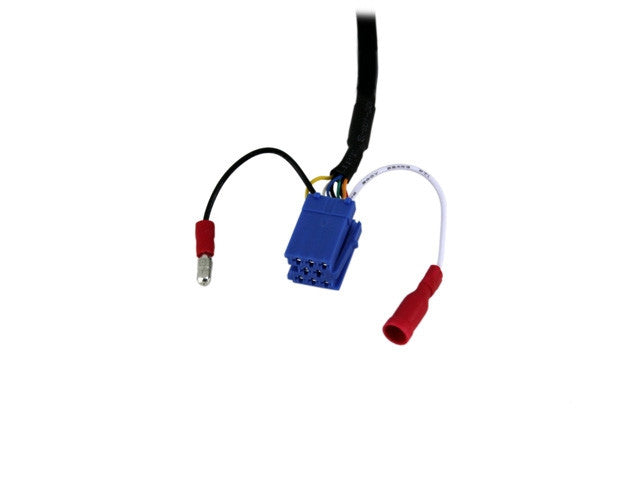 Automobilinis USB/SD adapteris CTARNUSB005, skirtas Renault 12pin Quadlock AV/USB/AUX/BT adapteriai Connects AUTOGARSAS.LT