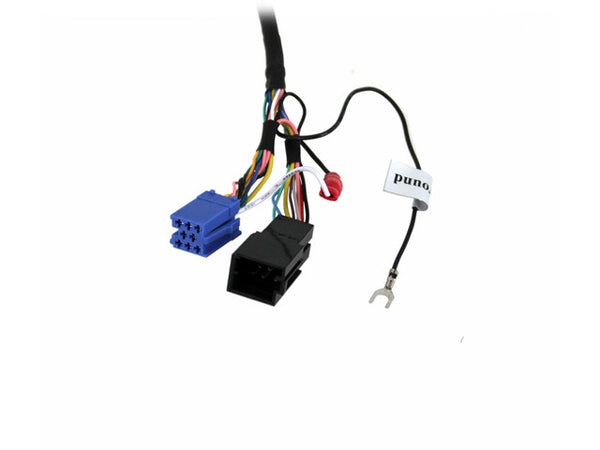 Automobilinis USB/SD adapteris CTAVGUSB003, skirtas VW 8-pin Mini ISO - AUTOGARSAS.LT