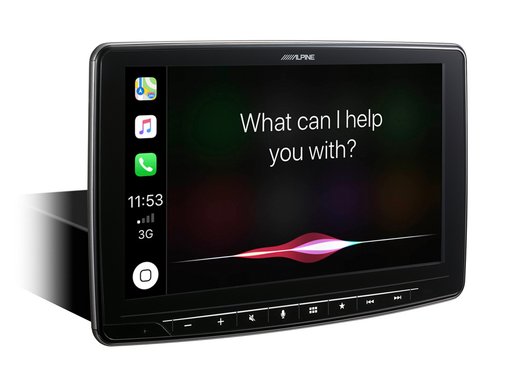 Multimedija automobiliui Alpine iLX-F903D, 1-DIN, USB, BLUETOOTH, Apple CarPlay, Android Auto Multimedija Alpine AUTOGARSAS.LT