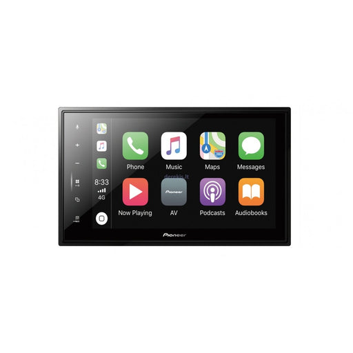 Multimedija automobiliui Pioneer SPH-EVO82DAB, 1-DIN, USB, BLUETOOTH, Apple CarPlay, Android Auto, Waze Multimedija Pioneer AUTOGARSAS.LT