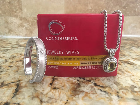 Jewelry Connoisseurs Wipes