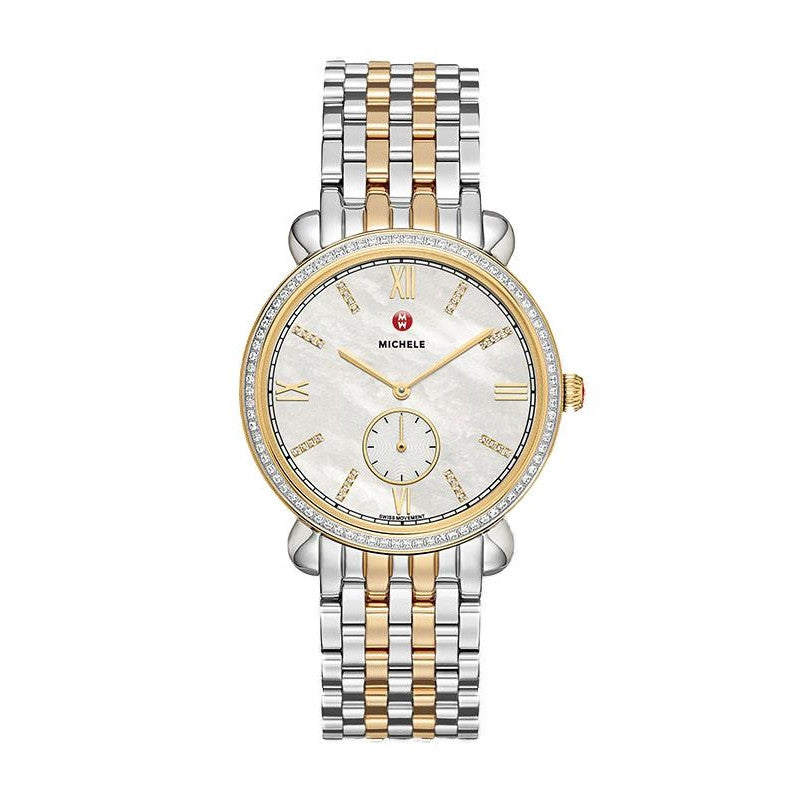 Gracile Diamond Watch-Michele-Duncan & Boyd Jewelers