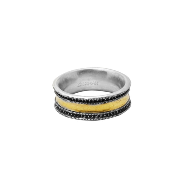 Hammered Band Ring-Gurhan-Duncan & Boyd Jewelers