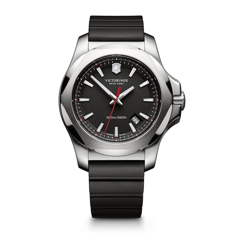 I.N.O.X Black Watch-Victorinox Swiss Army-Duncan & Boyd Jewelers