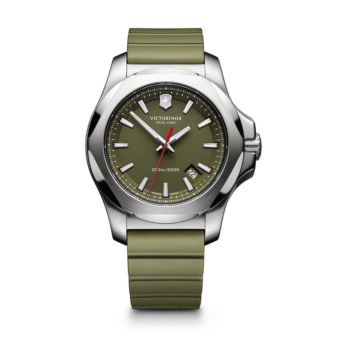 I.N.O.X Green Watch-Victorinox Swiss Army-Duncan & Boyd Jewelers