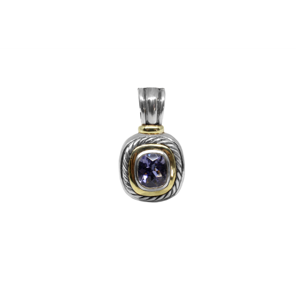 Iolite Enhancer-David Yurman-Duncan & Boyd Jewelers
