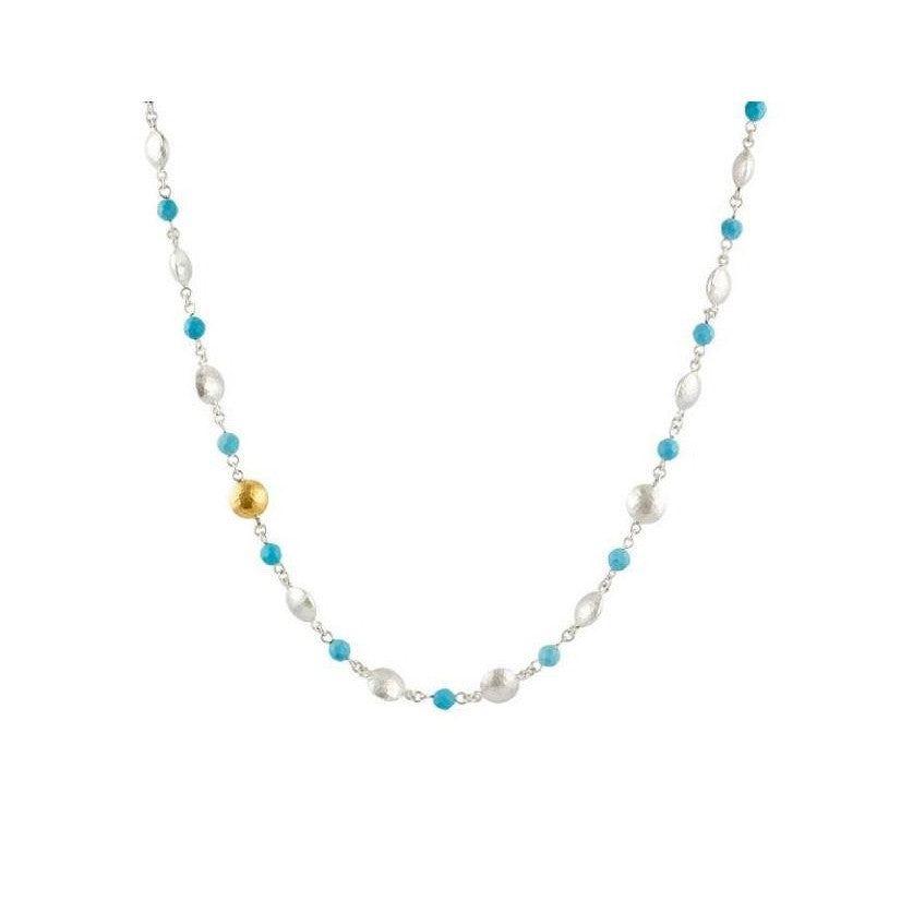 Linked Jordan Hue Short Necklace-Gurhan-Duncan & Boyd Jewelers