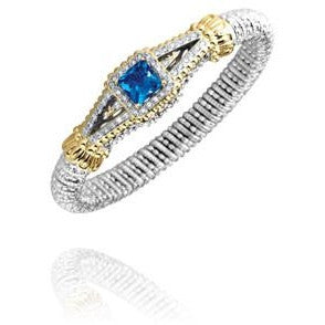 London Blue Topaz Bracelet-Vahan-Duncan & Boyd Jewelers