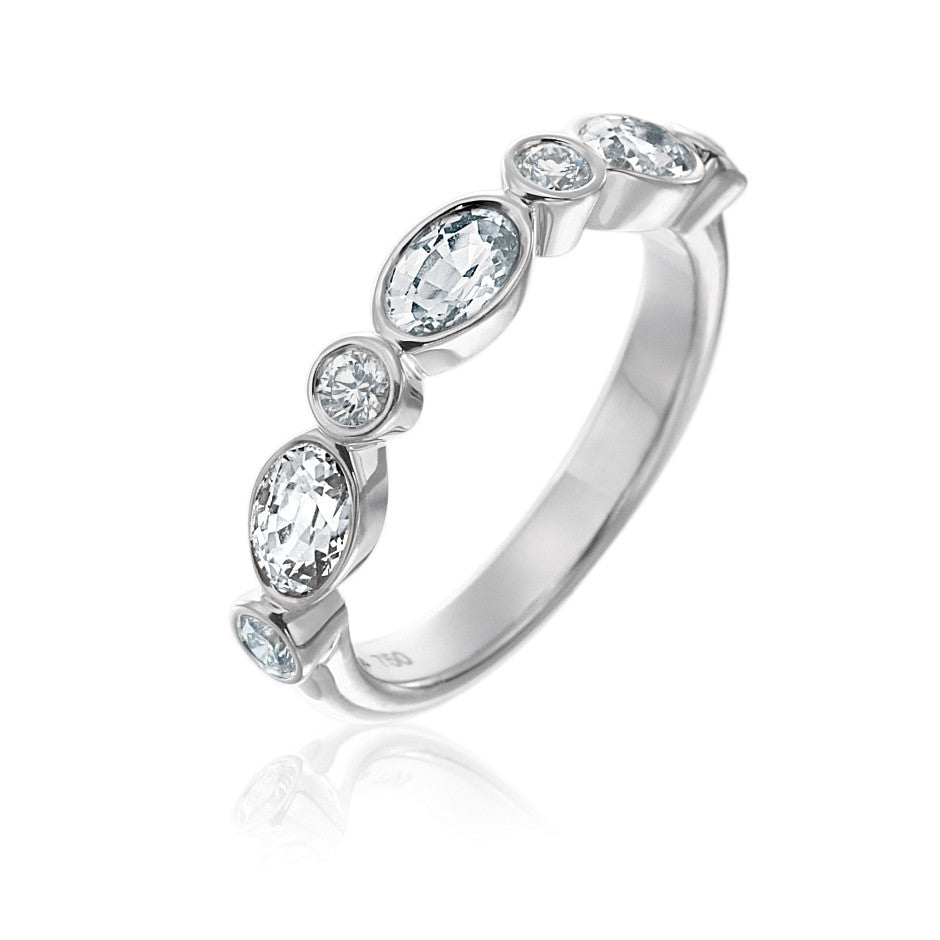 Marbella Diamond Band-Gumuchian-Duncan & Boyd Jewelers