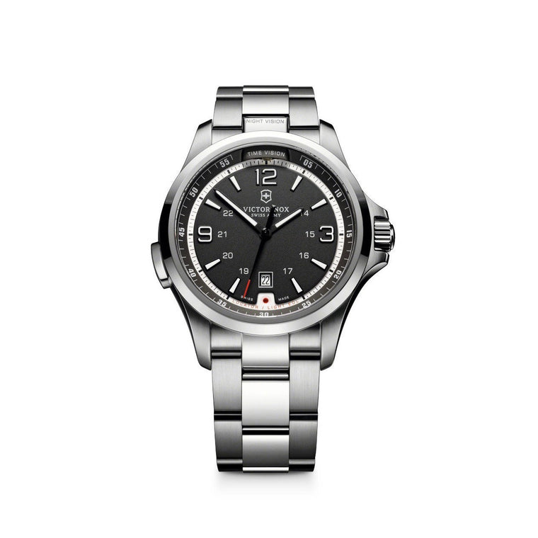 Night Vision Watch-Victorinox Swiss Army-Duncan & Boyd Jewelers