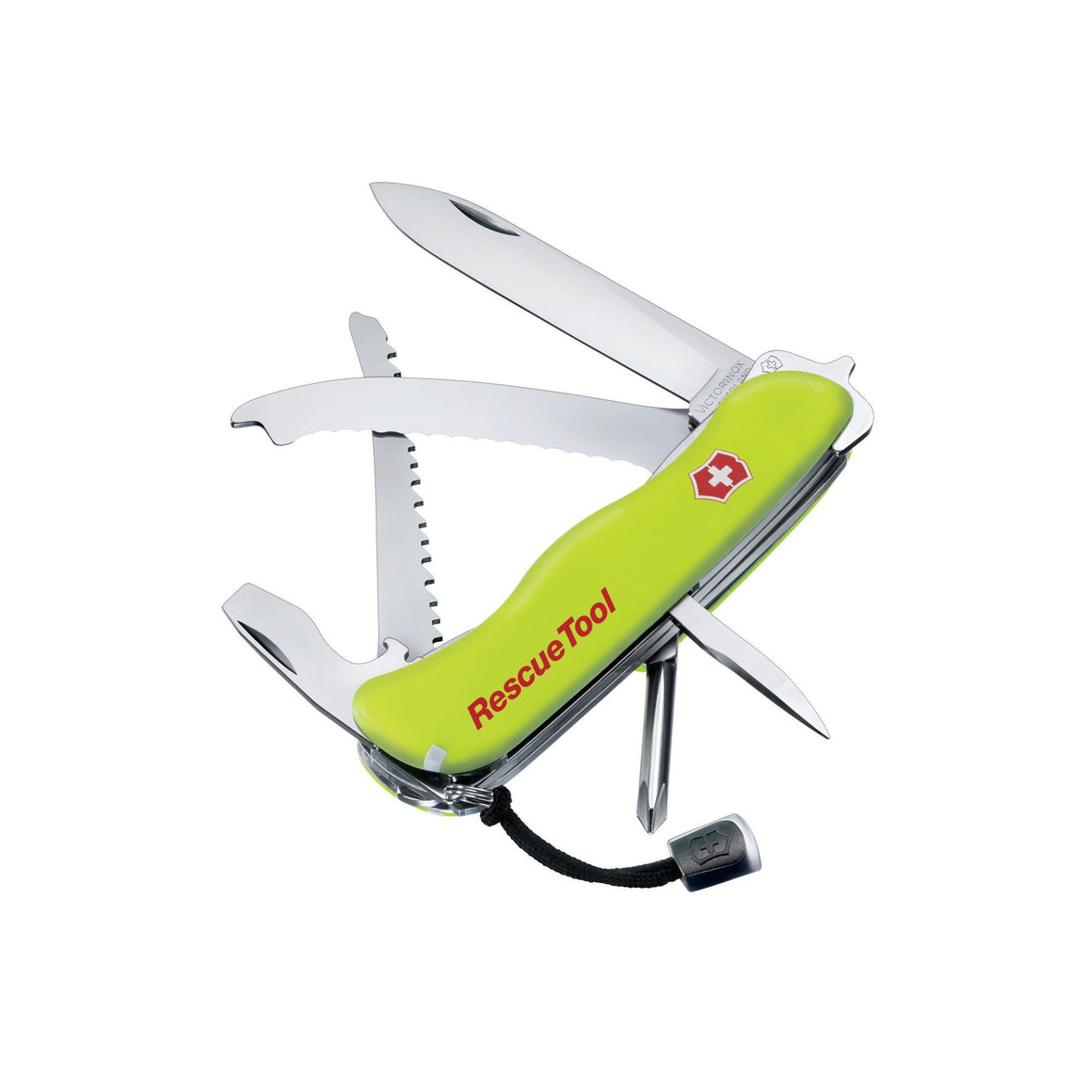 One-Hand Rescue Tool-Victorinox Swiss Army-Duncan & Boyd Jewelers