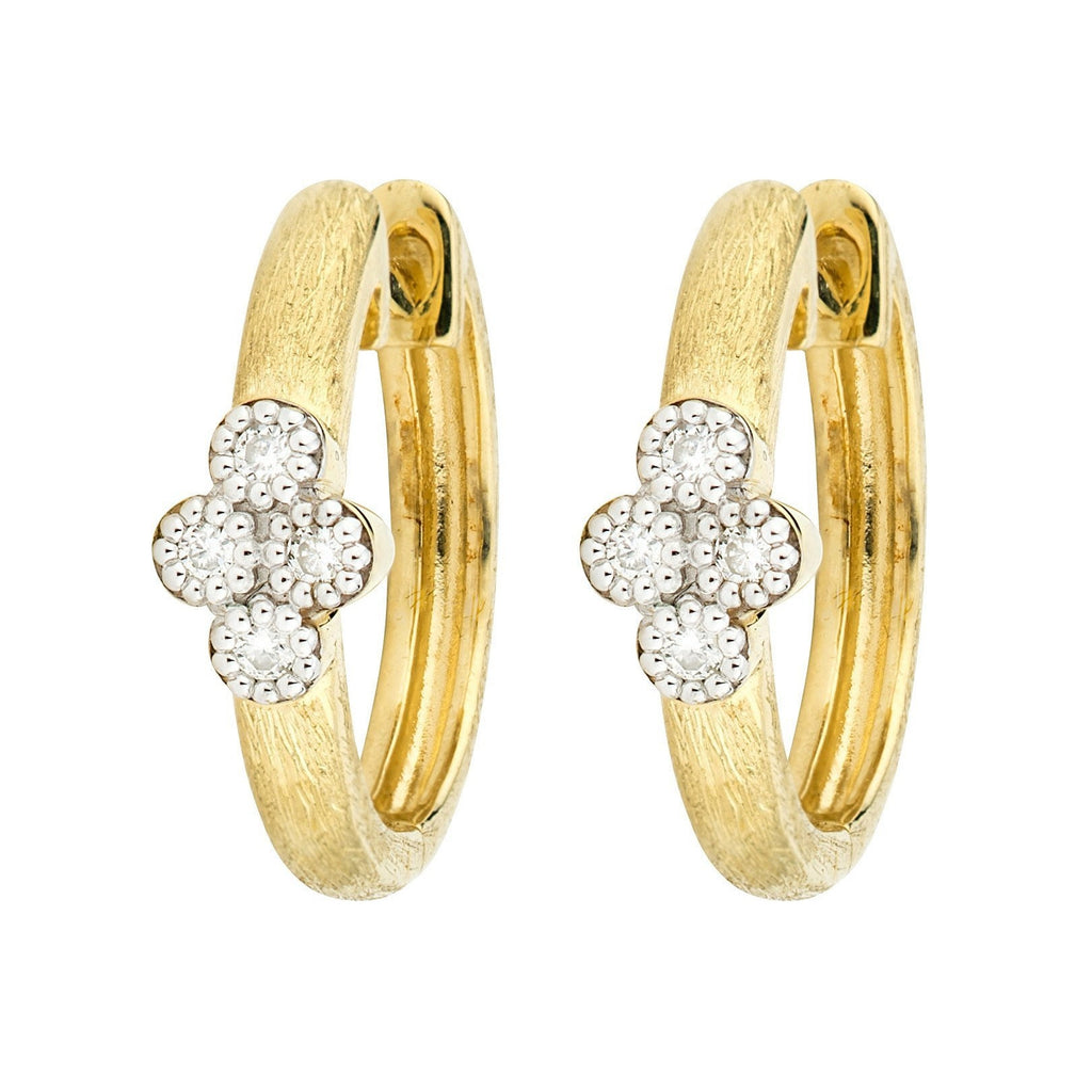 Provence Small Hoop Earrings-Jude Frances-Duncan & Boyd Jewelers