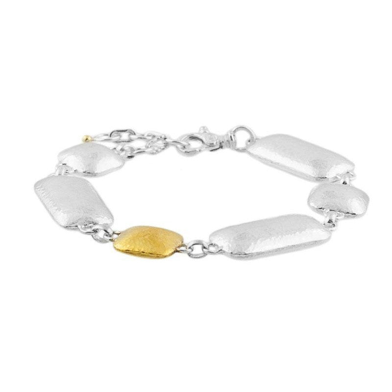 Rectangle and Square Brandy Bracelet-Gurhan-Duncan & Boyd Jewelers