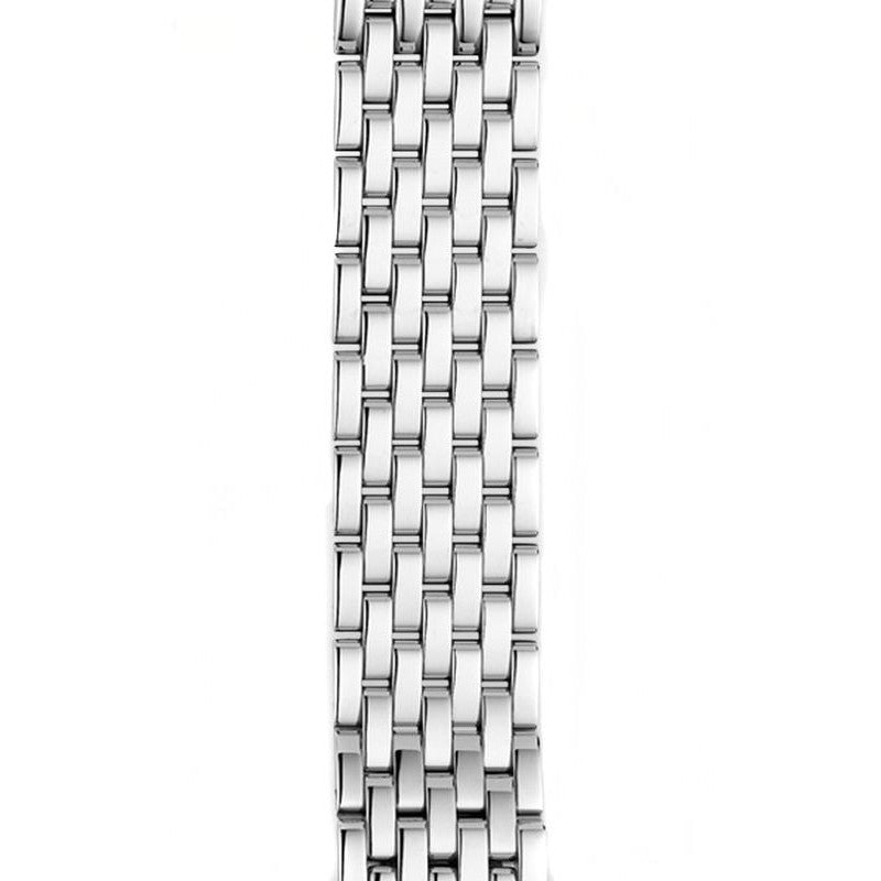 Stainless Steel Deco Watch Bracelet-Michele-Duncan & Boyd Jewelers
