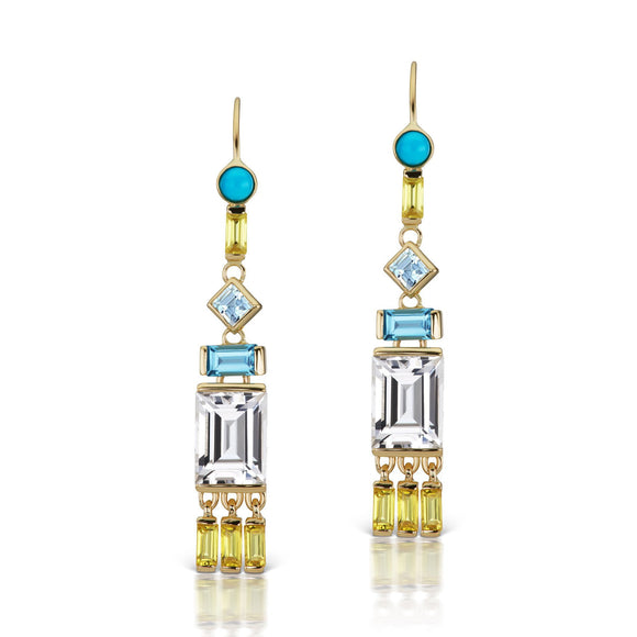 Tassel Earrings-Jane Taylor-Duncan & Boyd Jewelers