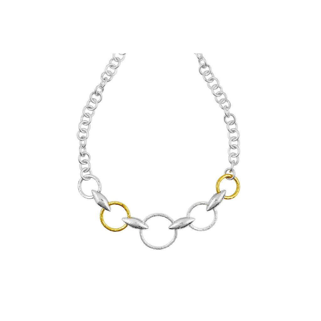 Wheatla Tapered Necklace-Gurhan-Duncan & Boyd Jewelers