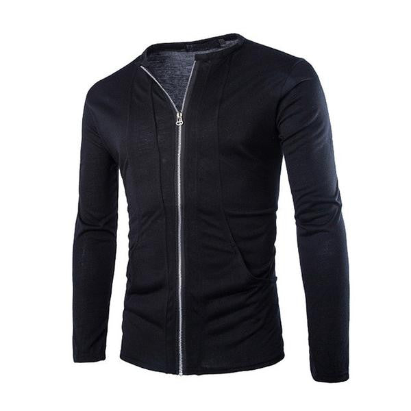 RD Classic Style Slim Fit Zip Up Jacket