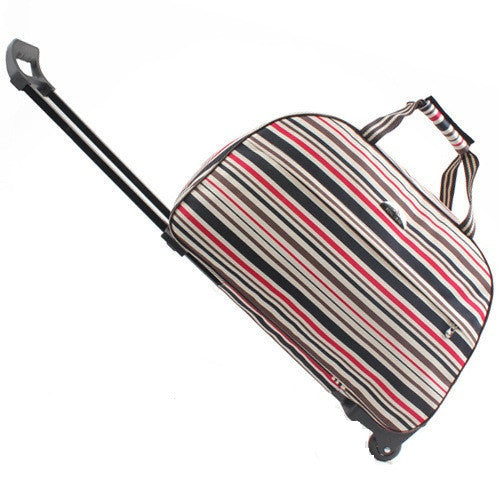 Large Waterproof Carry-On with Draw Handle - RDevine Fashion (Wedding & Bridal)