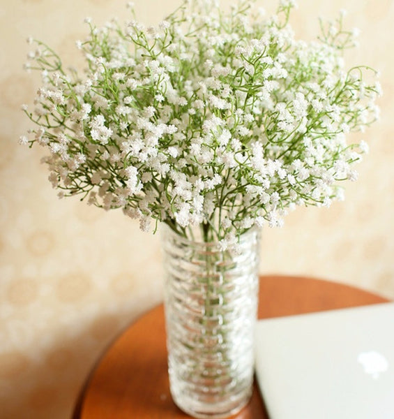 Mini Baby's Breath Arrangement - RDevine Fashion (Wedding & Bridal)