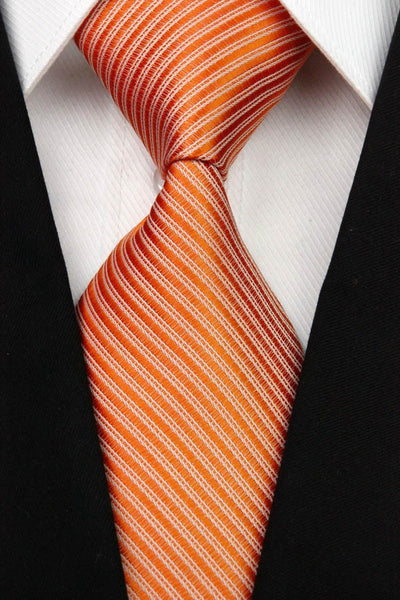 Classic Silk Polyester Neck Ties