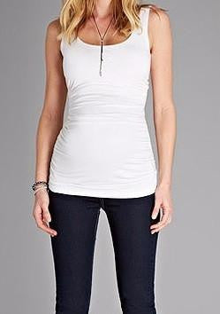 RD Glow- Ruched Tank Top