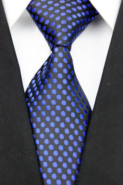 RDevine Classic Silk Polyester Neck Ties