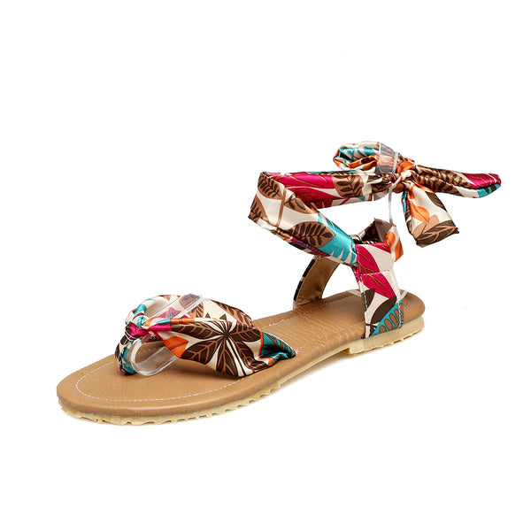 """Soft as Silk"" Gladiator Sandals"