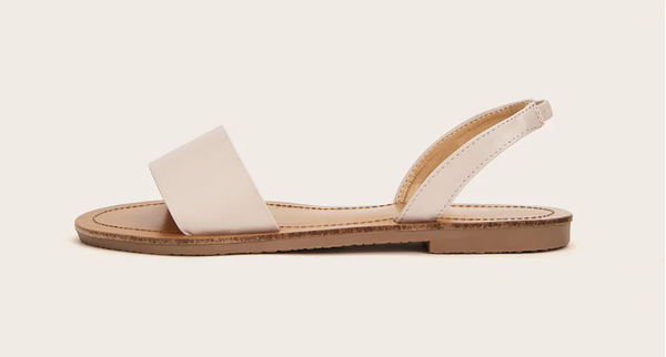 Apricot Boho-Inspired Sandals