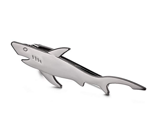 Shark Tie Bar
