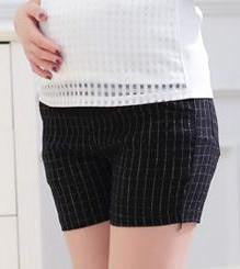 RD Glow- Plaid Cotton Shorts