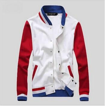RD Outerwear- Cotton Varsity Jacket