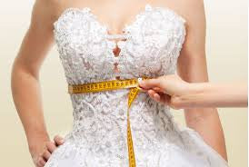 Bridal Gown Alteration- Option #2