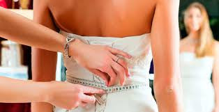 Bridal Gown Alteration- Option #1