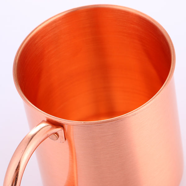Copper Moscow Mule Cup (Set of 2)- 14oz - RDevine Fashion (Wedding & Bridal)