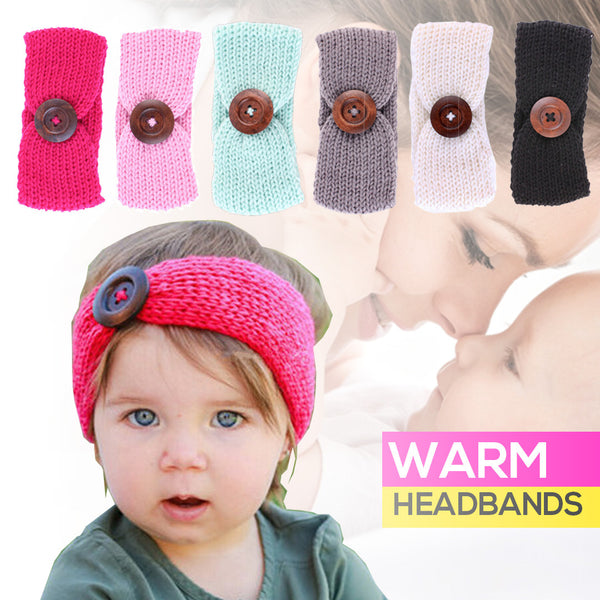 Exclusive Bundle - Warm Headbands For Newborns
