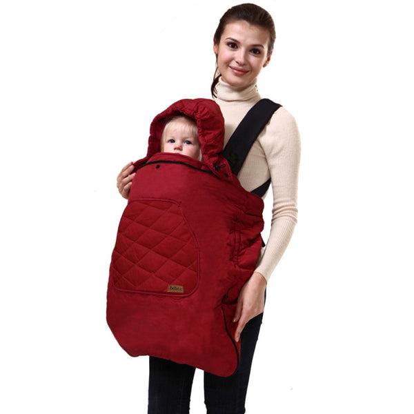HOT! - Warm Baby Carrier Sleeve (FREE SHIPPING) - ShopEmpires