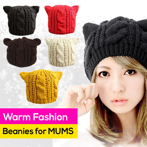 Winter Edition - Warm Headbands For Mums - ShopEmpires