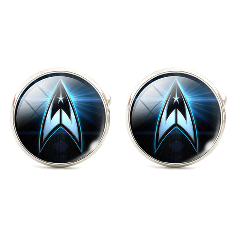 STAR TREK Limited Edition Men's Cufflinks - ShopEmpires