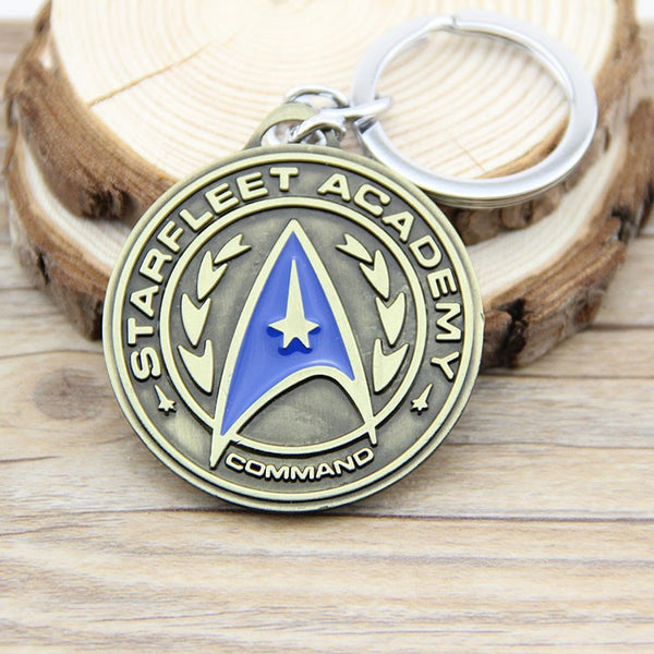 GIVEAWAY - STARFLEET ACADEMY Limited Edition Keychain - ShopEmpires