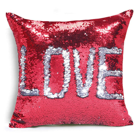 HOT OFFER! - Mermaid Magical Color-Changing Cushion Covers - ShopEmpires