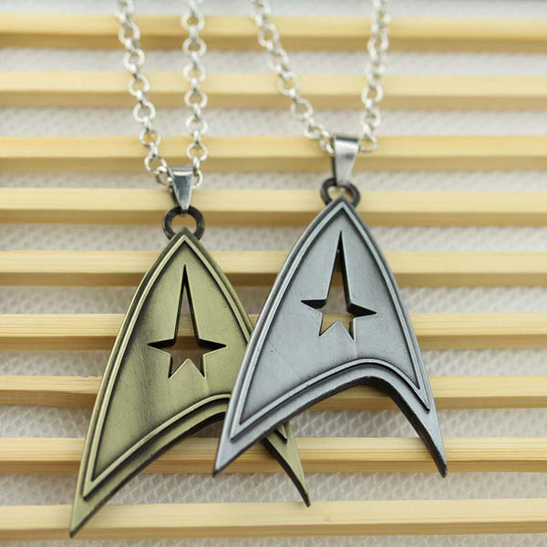 GIVEAWAY - STAR TREK Necklace Pendant - ShopEmpires