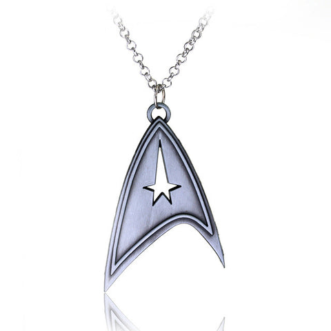 STAR TREK Necklace Pendant - ShopEmpires