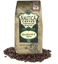 Hazelnut Fair Trade Organic Ground Coffee 12oz