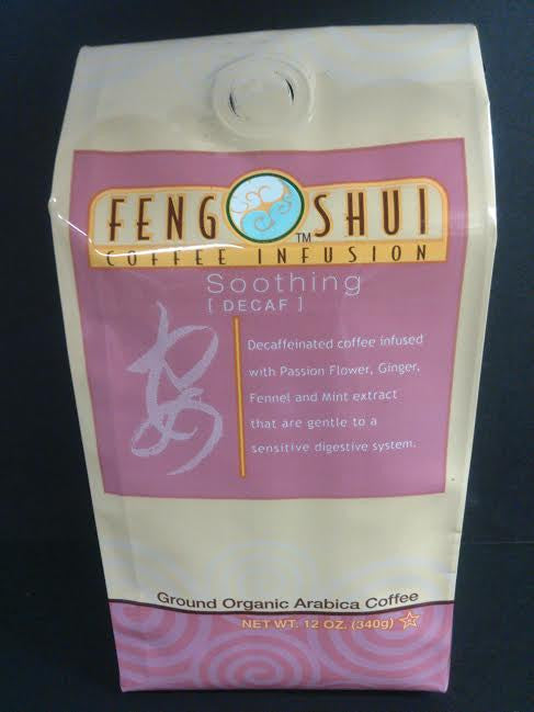 Feng Shui Coffee Infusion Soothing Decaf